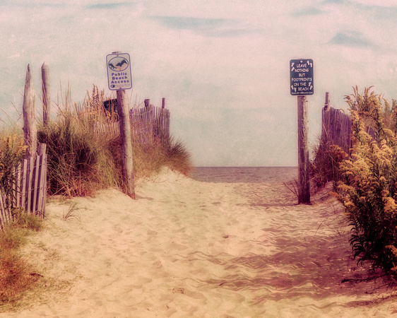 Broadkill Beach in Delaware