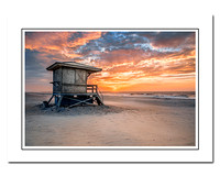 seascape photo notecards