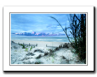 seascape note cards